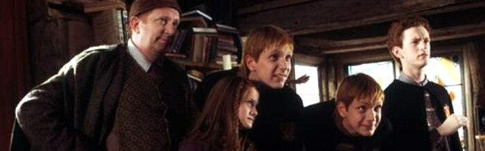 CoS Weasley