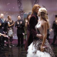 Свадьба Билла и Флёр