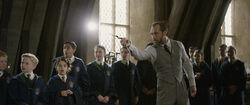 Dumbledore Teaches TCOG
