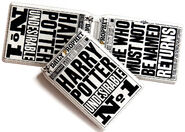 MinaLima Store - The Daily Prophet Travel Card Holder