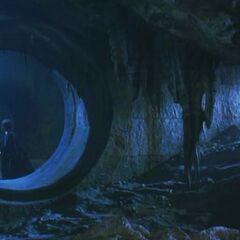 Тоннель, ведущий к Тайной Комнате