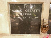 800px-Marek Obertyn grób