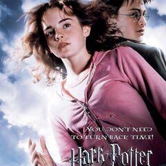 Постер с Гарри и Гермионой