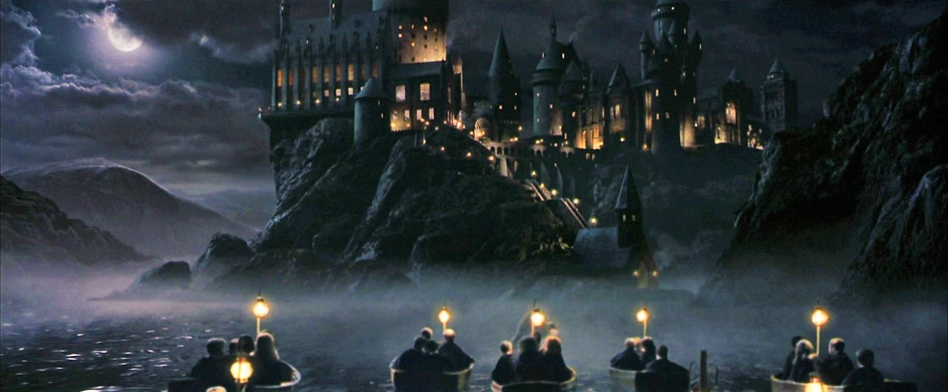 Image Hogwarts Boats 1 Jpg Harry Potter Wiki Fandom