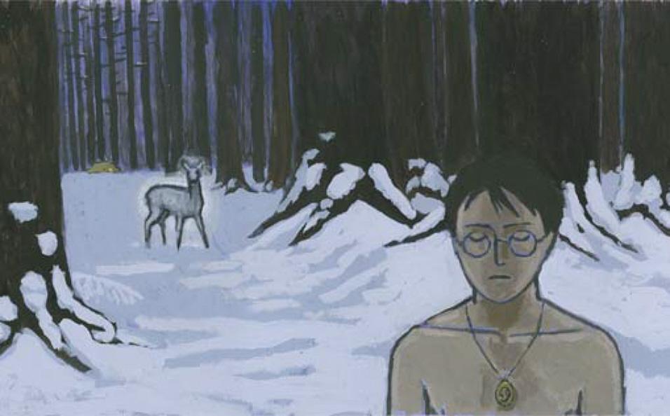 Harry Potter Et Les Reliques De La Mort Wiki Harry Potter