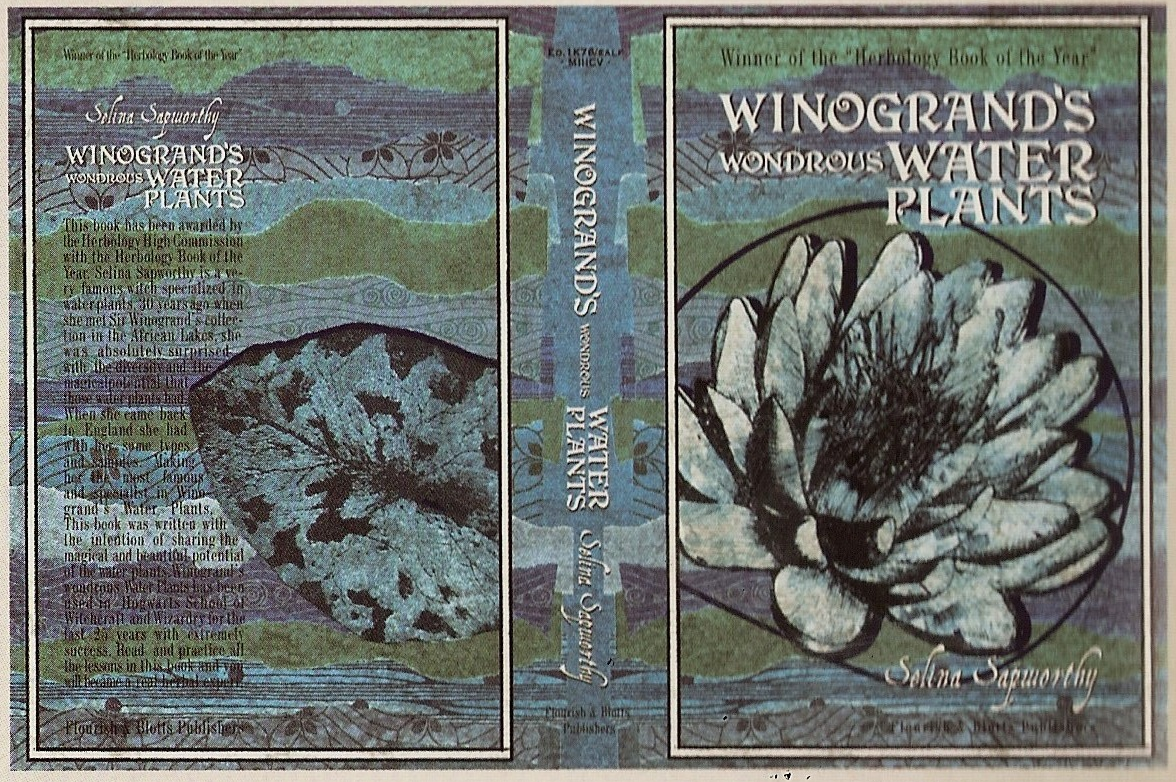 Winogrand S Wondrous Water Plants Harry Potter Wiki Fandom
