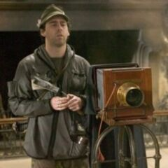 Аппарат для профессиональной съёмки