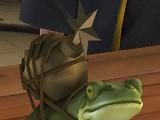 Деннис (жаба)