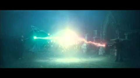 Harry Potter and the Goblet of Fire - Voldemort returns part 3 (HD)
