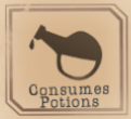 Beast identifier - Consumes Potions