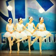 Ellie Dancing in KAR Competition