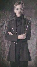 Gellert Grindelwald school portrait