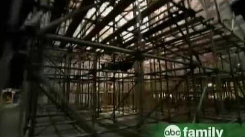 ABC Family HBP DVD preview - Creating the Cave