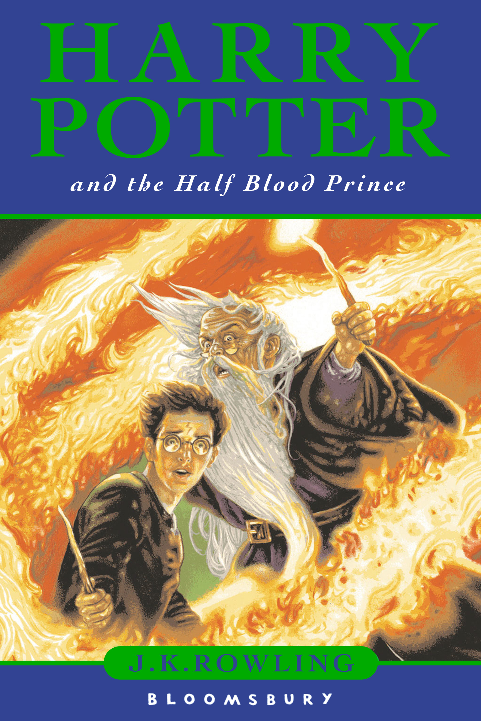 Harry Potter Book Wiki : Image harry potter and the half blood prince g
