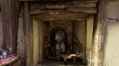 Knockturn Alley South 2