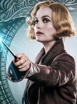 Queenie Grindelwalds Verbrechen