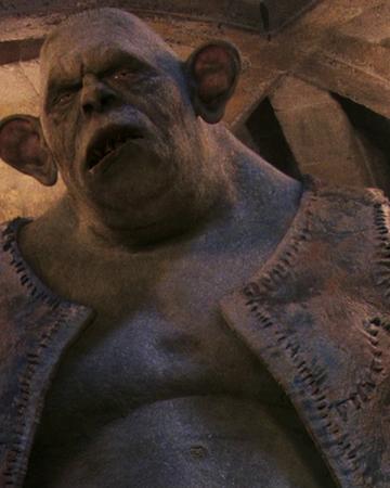 Image result for troll harry potter