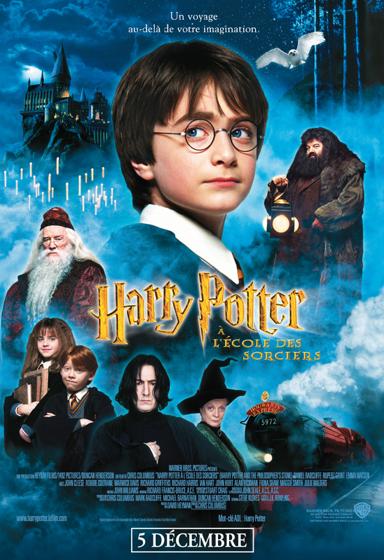 Harry Potter A L Ecole Des Sorciers Film Wiki Harry
