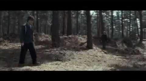 Briga Harry e Rony - Batalha de Feitiços (Cena Deletada Reliquias da Morte) - Editado por mim