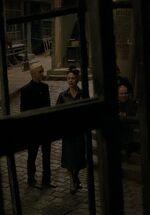 HBP Narcissa Draco goblin Diagon Alley 1