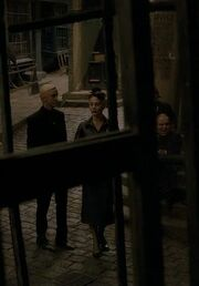 HBP Narcissa Draco goblin Diagon Alley 1