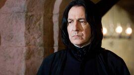 Severus Snape bok