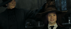 Lily Potter répartition