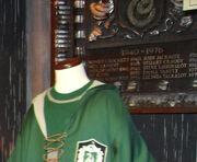 Slytherin House Captain's Plaque
