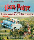 Harry Potter and the Chamber of secrets Jim Kay