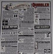 QuibblerClassified