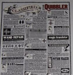 QuibblerClassified