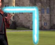 """Обезоруживающее закл. в """"Hogwarts Mystery"""""""