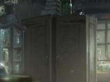 Исчезательный шкаф