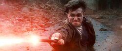DH - Voldemort VS. Harry Final Duel 02