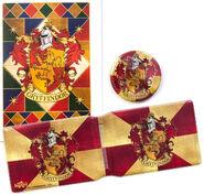 MinaLima Store - Gryffindor House Crest Set