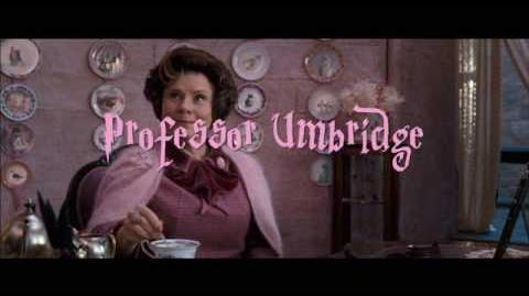Professor Umbridge