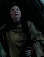 Unidentified Hogwarts staff witch
