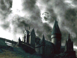 Dark Mark Over Hogwarts