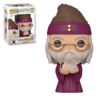 Dumbledore holding baby Harry pop vinyl