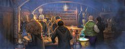 Slughorn pottermore-0
