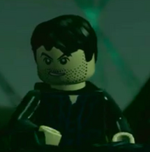 Barty Crouch Junior LEGO