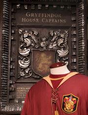 Gryffindor Captains Plaque