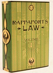 Rappaport's Law 9book)