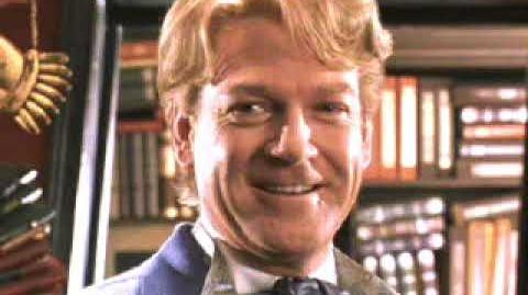 """Gilderoy Lockhart"" - John Williams"