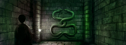 B2C16M3 Snake entrance to the Chamber of Secrets