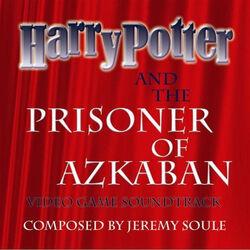 Carбtula de la banda sonora del videojuego de Harry Potter y el prisionero de Azkaban