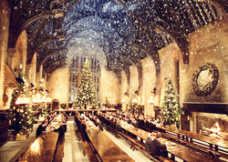 Christmas-great-hall-harry-potter-hogwarts-snow-winter-Favim.com-64426 large