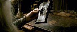 Dumbledore diary