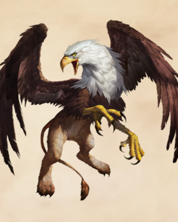 Griffin Harry Potter Wiki Fandom