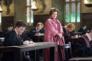 HP5 Umbridge Great Hall